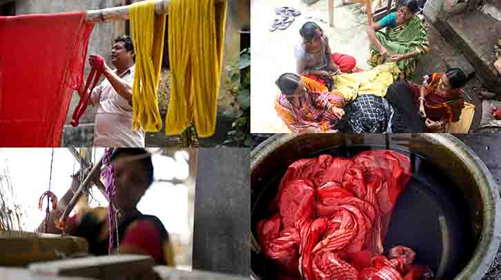handloom weavers in India